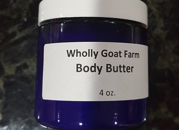 Body Butter - 4 oz.