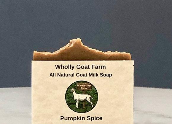 Goat Milk Soap - Pumpkin Spice