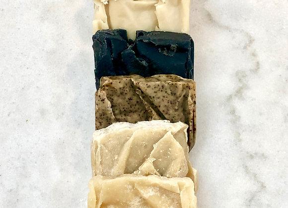 Bulk soap bag