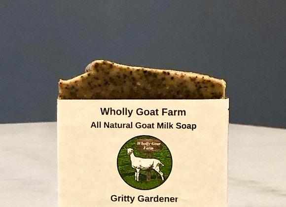 Goats Milk Soap - Gritty Gardener