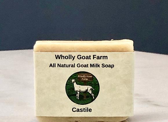 Goats Milk Soap - Castile