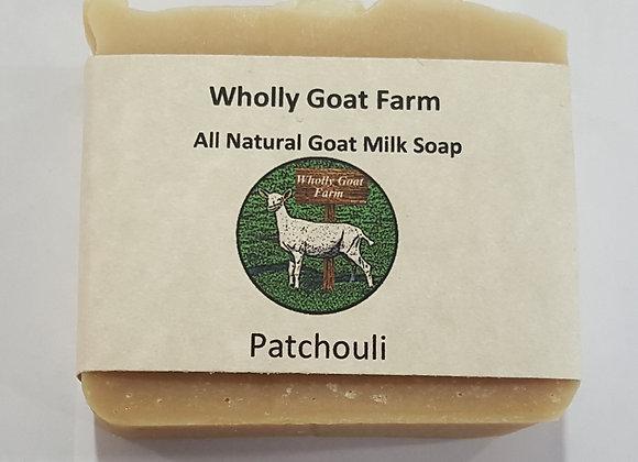 Goat Milk Soap - Patchouli
