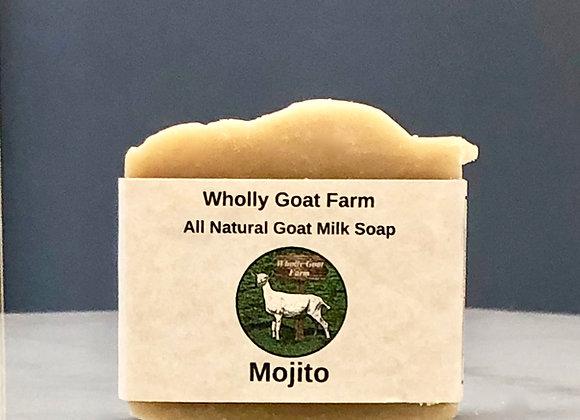 Goat Milk Soap - Mojito