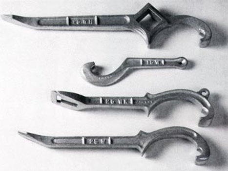 Spanner Wrench 15w