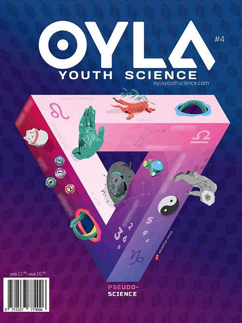 Science Printed Book #4