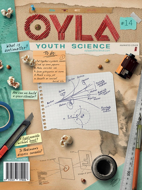 Science Printed Book #14