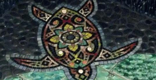 Sacred Honu Turtle