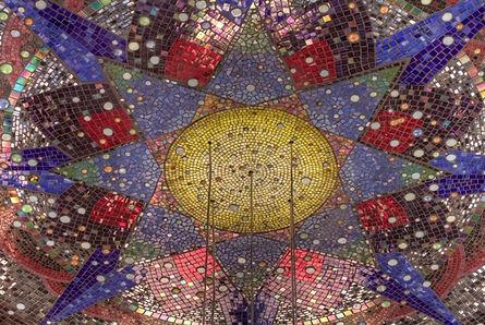 Mandala Celing Light