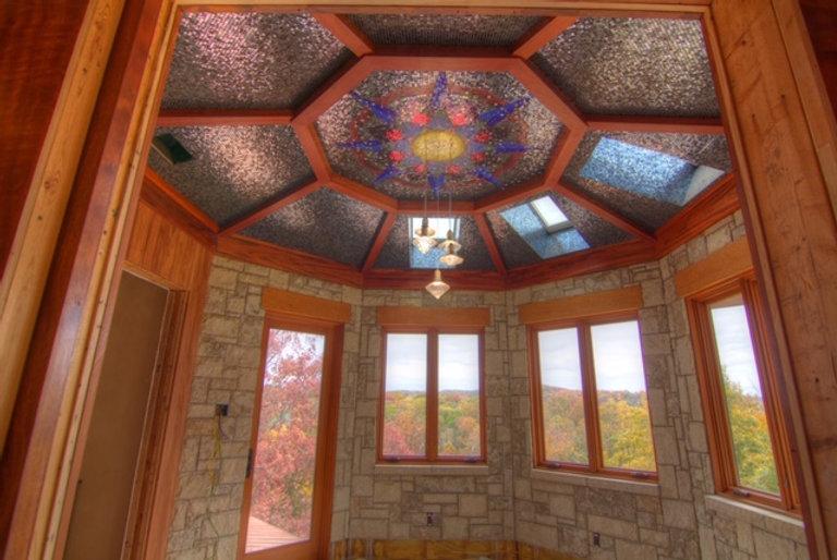 Mandale skylight