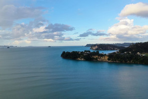Sky View Cooks Beach