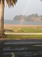 We are located at the end of the Rainbow