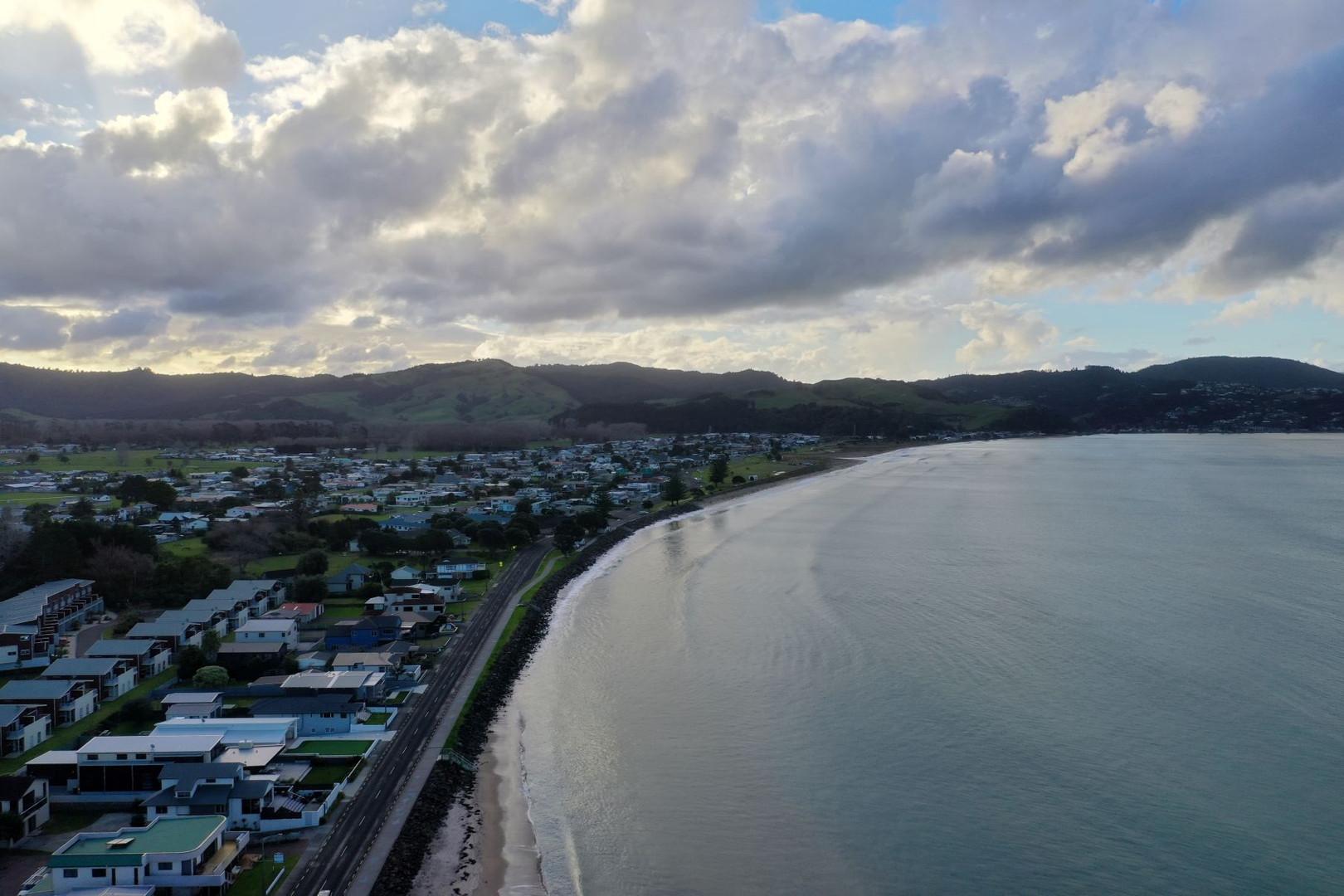 Sky View Mercury Bay Whitianga
