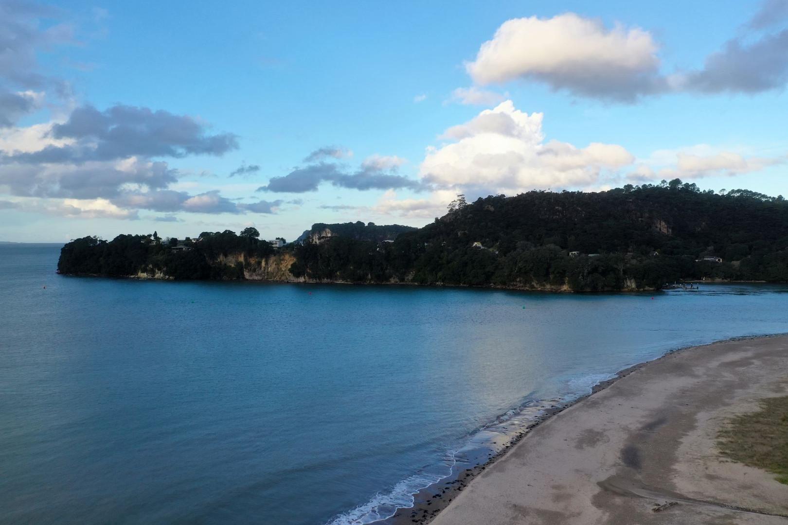 Sky View Mercury Bay
