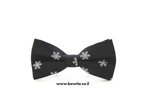 עניבת פפיון שחורה אייס