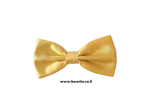 עניבת פפיון זהב