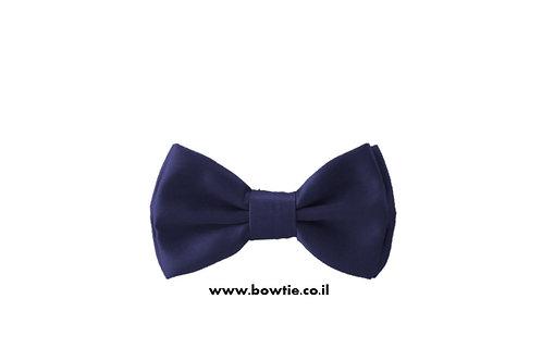 עניבת פפיון כחולה