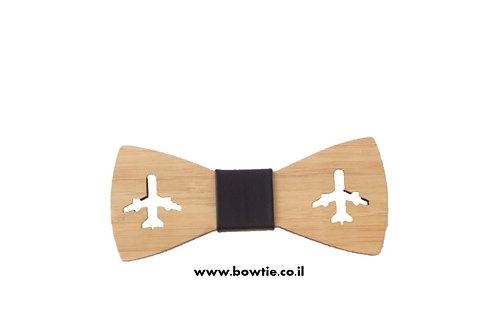 עניבת פפיון עץ מטוס