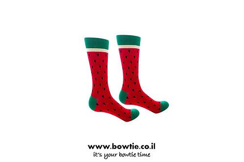 גרביים אבטיח