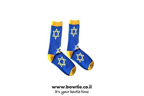 גרביים מגן דוד