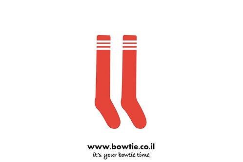 גרביים ברך פסים | מגוון צבעים