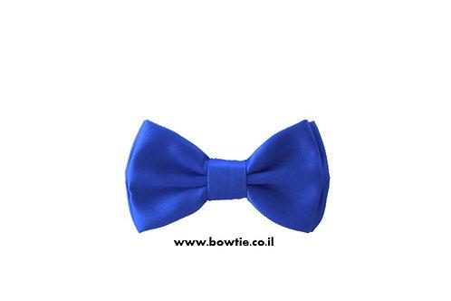 עניבת פפיון כחולה נייבי