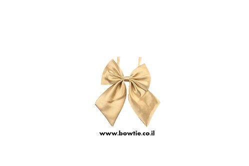עניבת פפיון פרפר זהב
