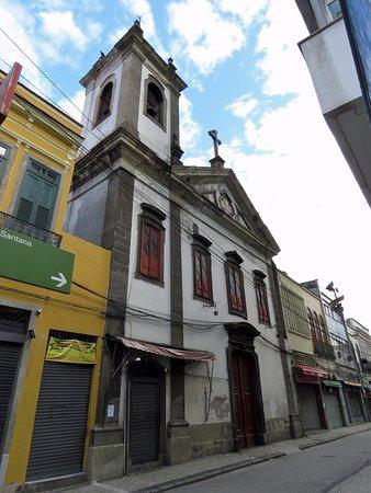 Igreja de Santo Elesbão e Santa Efigênia