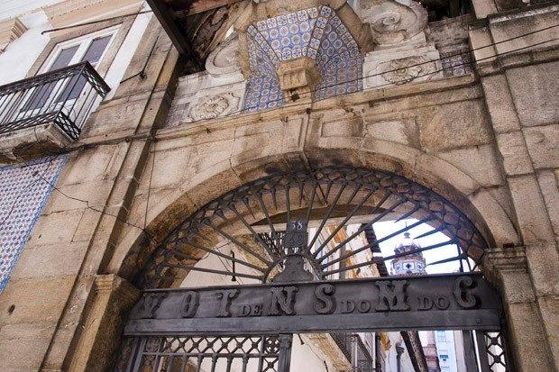 Arco e Oratório de Nossa Senhora da Boa Esperança