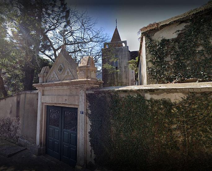 Capela de São Bento (tombada como Capela São Gerardo)