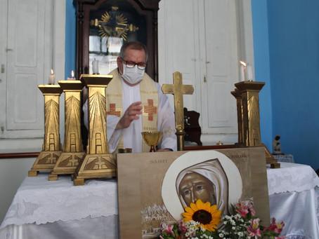 Santa Missa em honra a São Bruno | IFM de Nossa Senhora