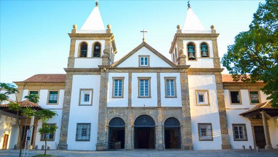 Igreja e Mosteiro e Morro de São Bento (Igreja Nossa Senhora do Monserrate)