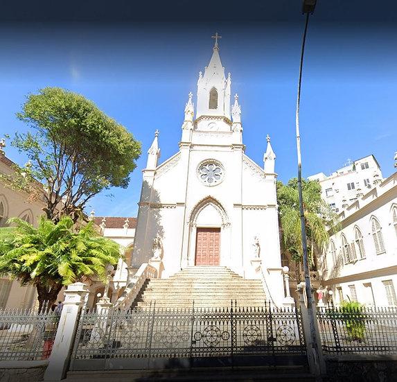 Igreja do Sagrado Coração de Jesus (Externato Irmã Paula)