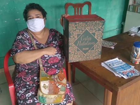 Falta de doações de alimentos dificulta atendimento às famílias carentes
