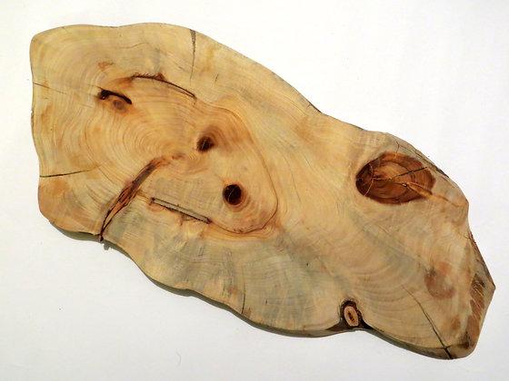 טבעת עץ להגשה/מרכז שולחן