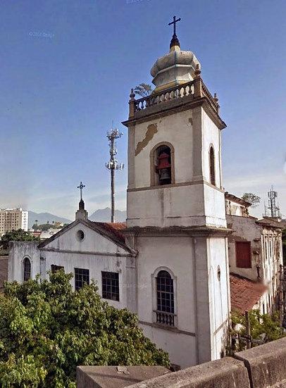 Igreja da Imaculada do Nosso Senhor do Bonfim e Nossa Senhora do Paraíso