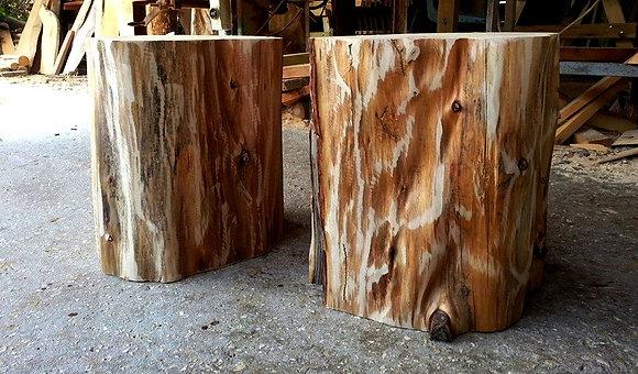 כסאות בול עץ