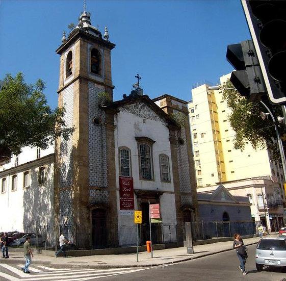 Igreja de Nossa Senhora do Carmo da Lapa do Desterro