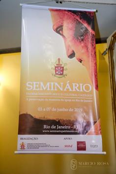 Seminário Patrimônio