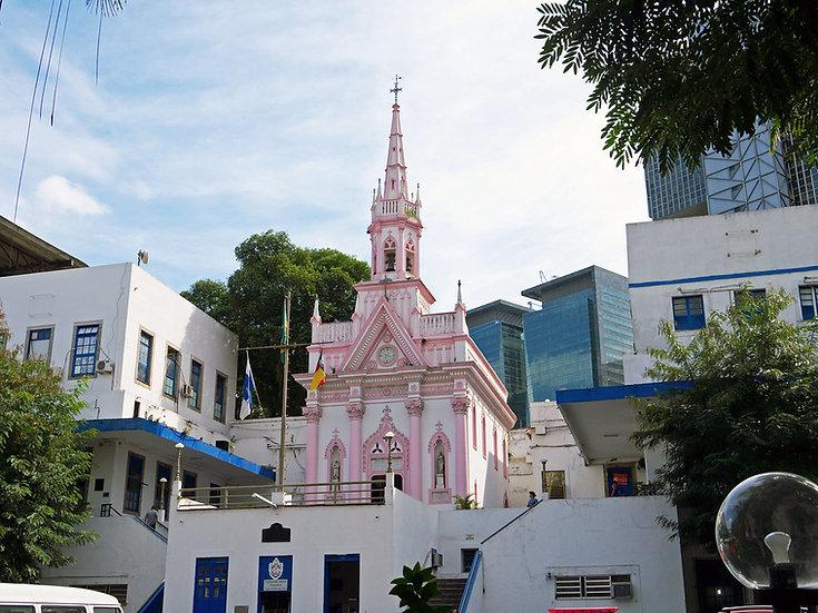 Capela de Nossa Senhora das Dores (QGPM)