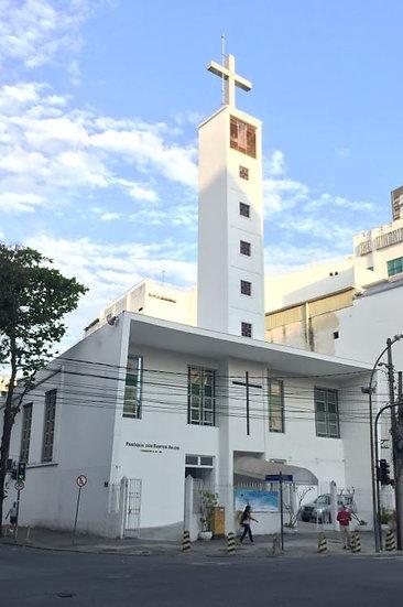 Igreja dos Santos Anjos da Cruzada São Sebastião