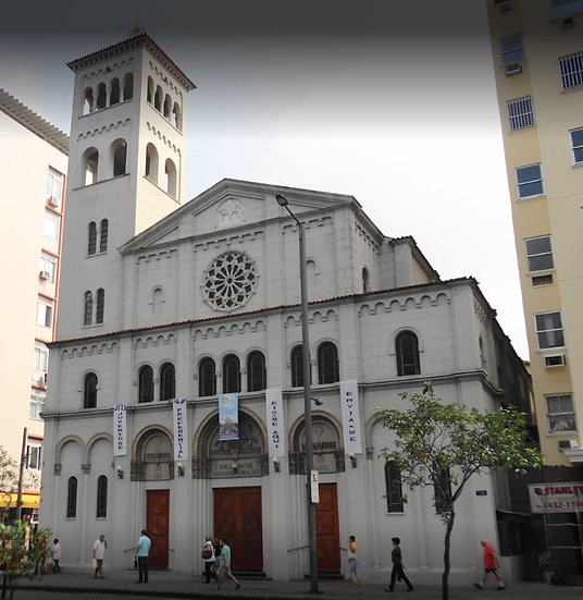 Igreja Sagrados Corações