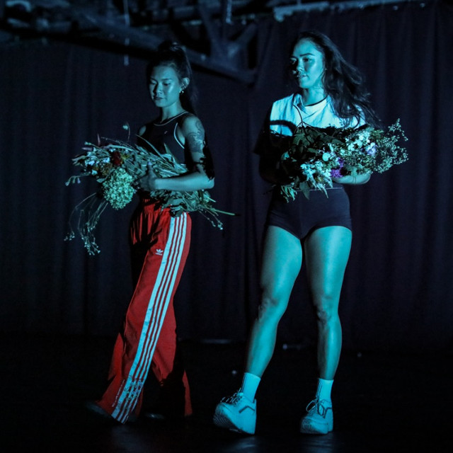 KRISTINE HARUNA LEE + JEN GOMA