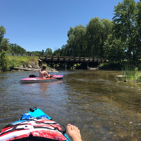 Buckley's Mountainside Canoe