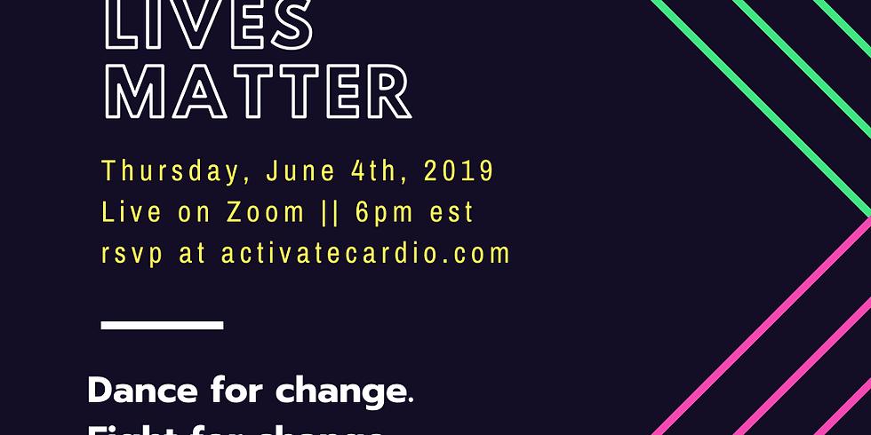 ACTIVATE || BLACK LIVES MATTER