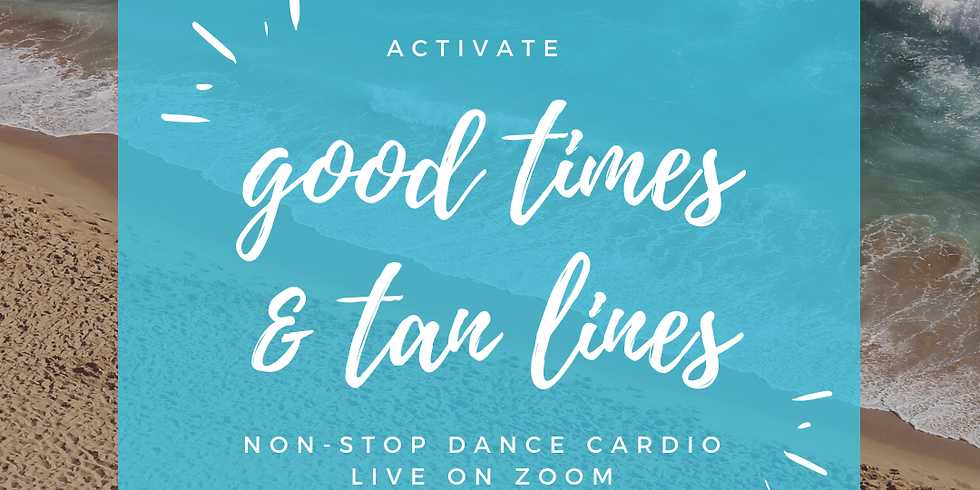 ACTIVATE || Beach Vibes!