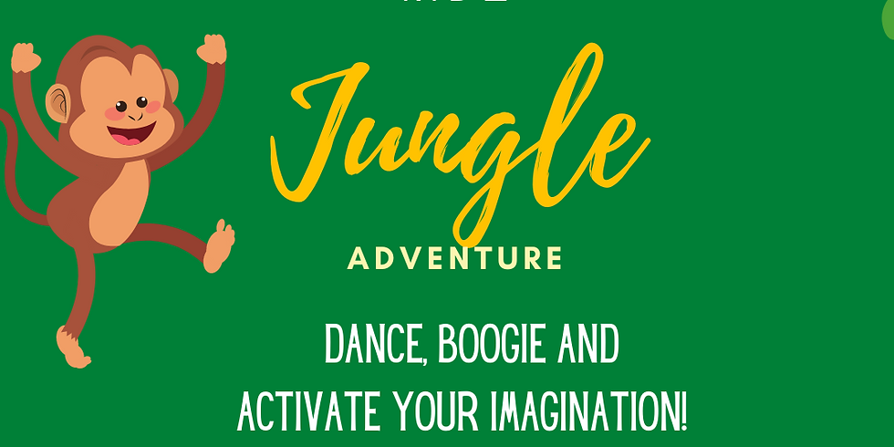 ACTIVATE KIDZ || Jungle Adventure