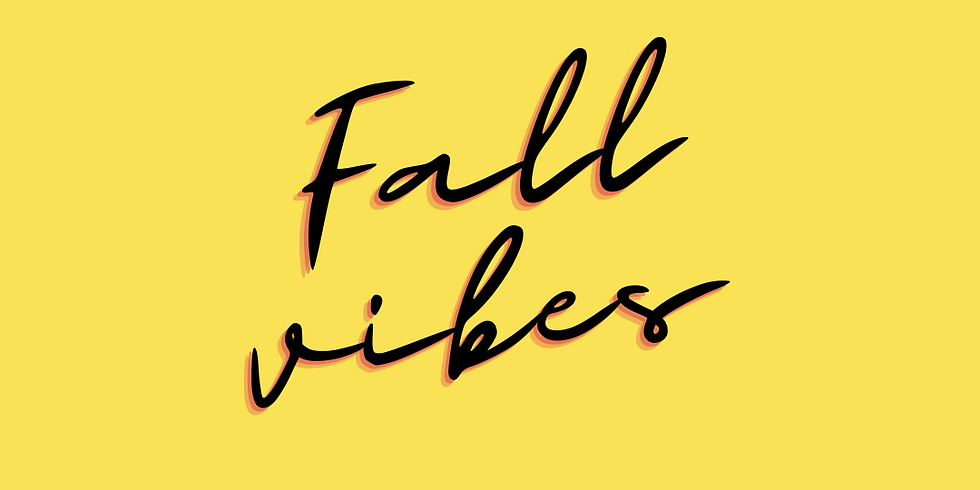 ACTIVATE    Fall Vibes
