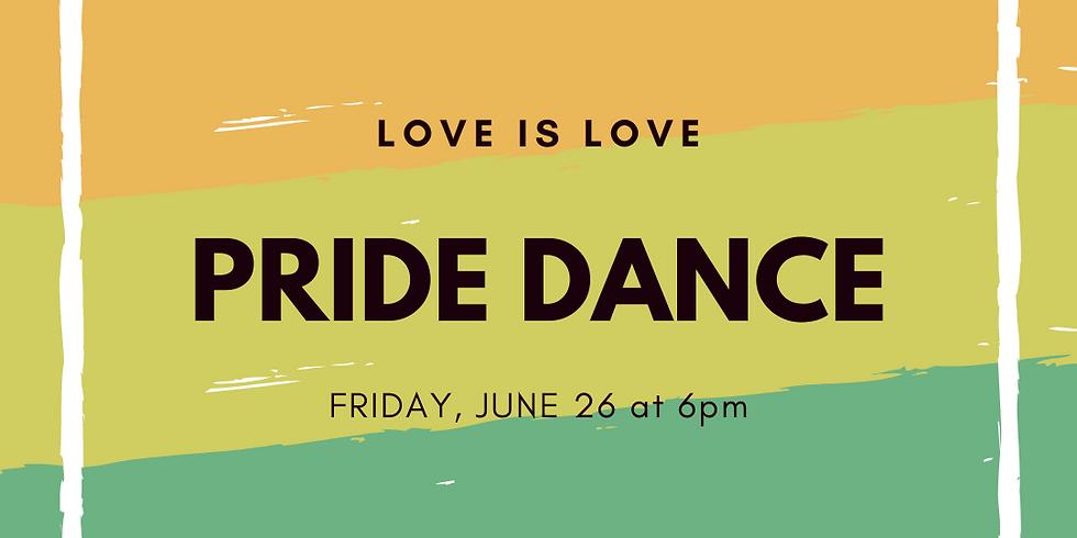 ACTIVATE    Celebrataing Pride Month