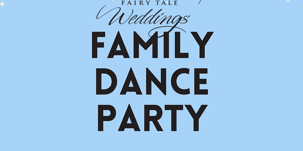 Private Event || Disney's Fairy Tale Weddings Family Dance Party