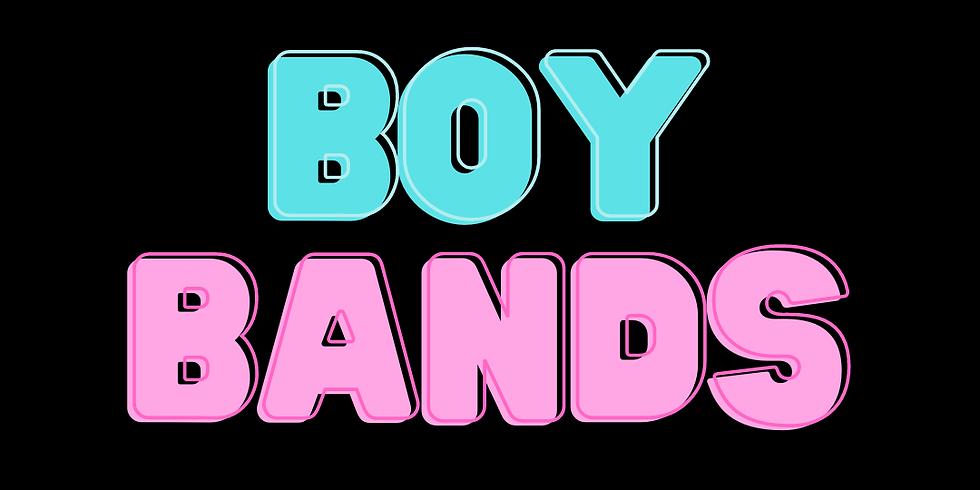 ACTIVATE || Boy Bands